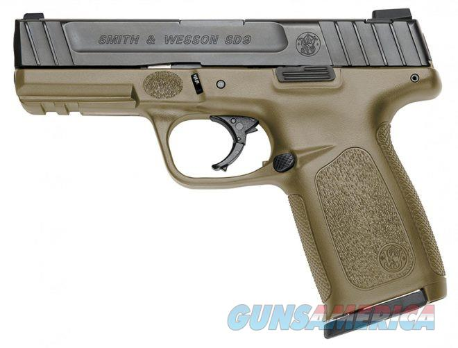 Smith & Wesson SD9VE FDE 9mm  Guns > Pistols > Smith & Wesson Pistols - Autos > Polymer Frame