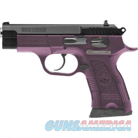 "EAA SARB6PL Pavona 9mm 3.8"" 13rd Violet Purple  Guns > Pistols > EAA Pistols > Other"