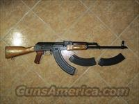 AK 47 MAADI  Guns > Rifles > AK-47 Rifles (and copies) > Full Stock