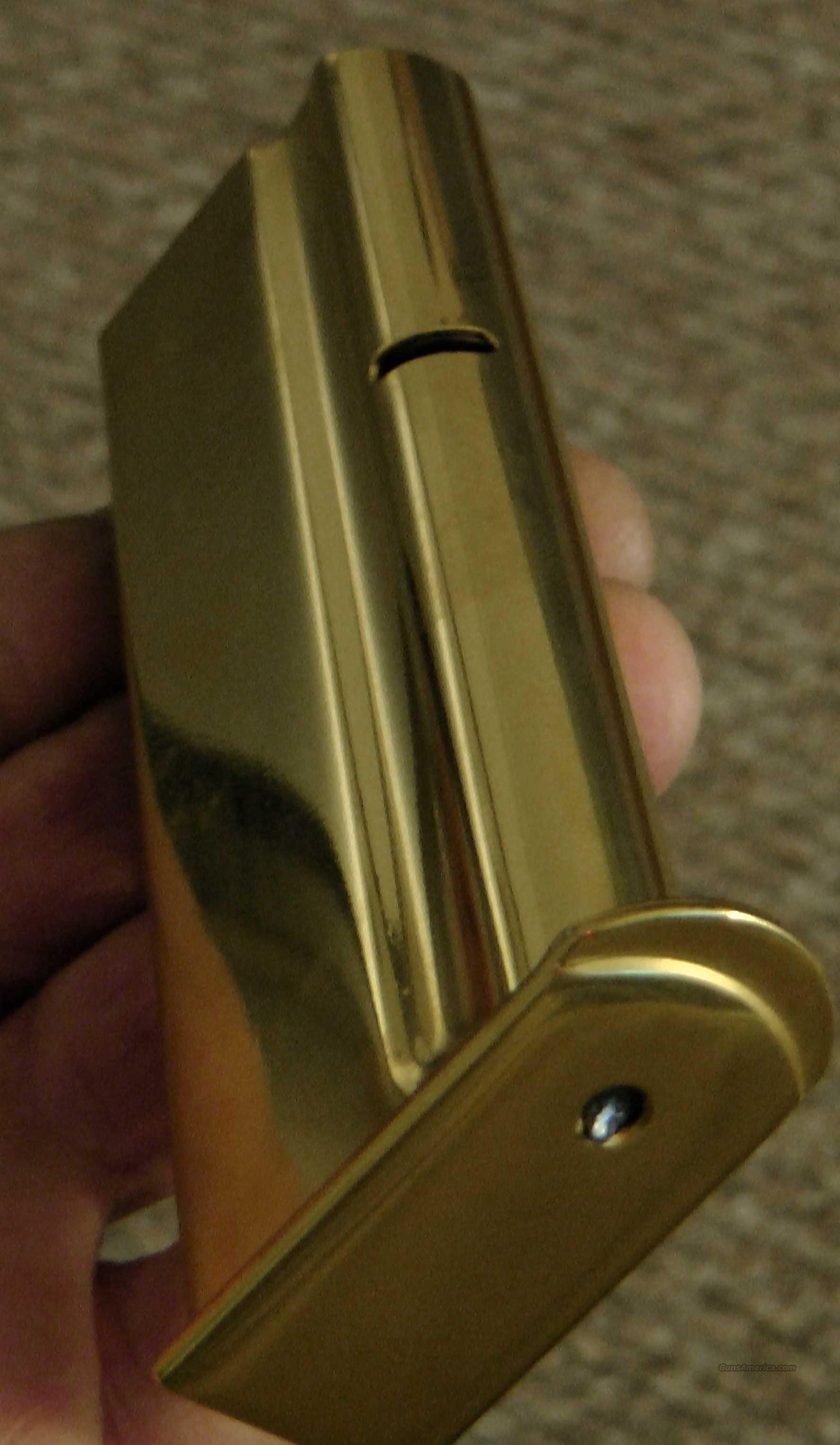 Desert eagle Titanium Gold magazine 50AE  Non-Guns > Magazines & Clips > Pistol Magazines > Other