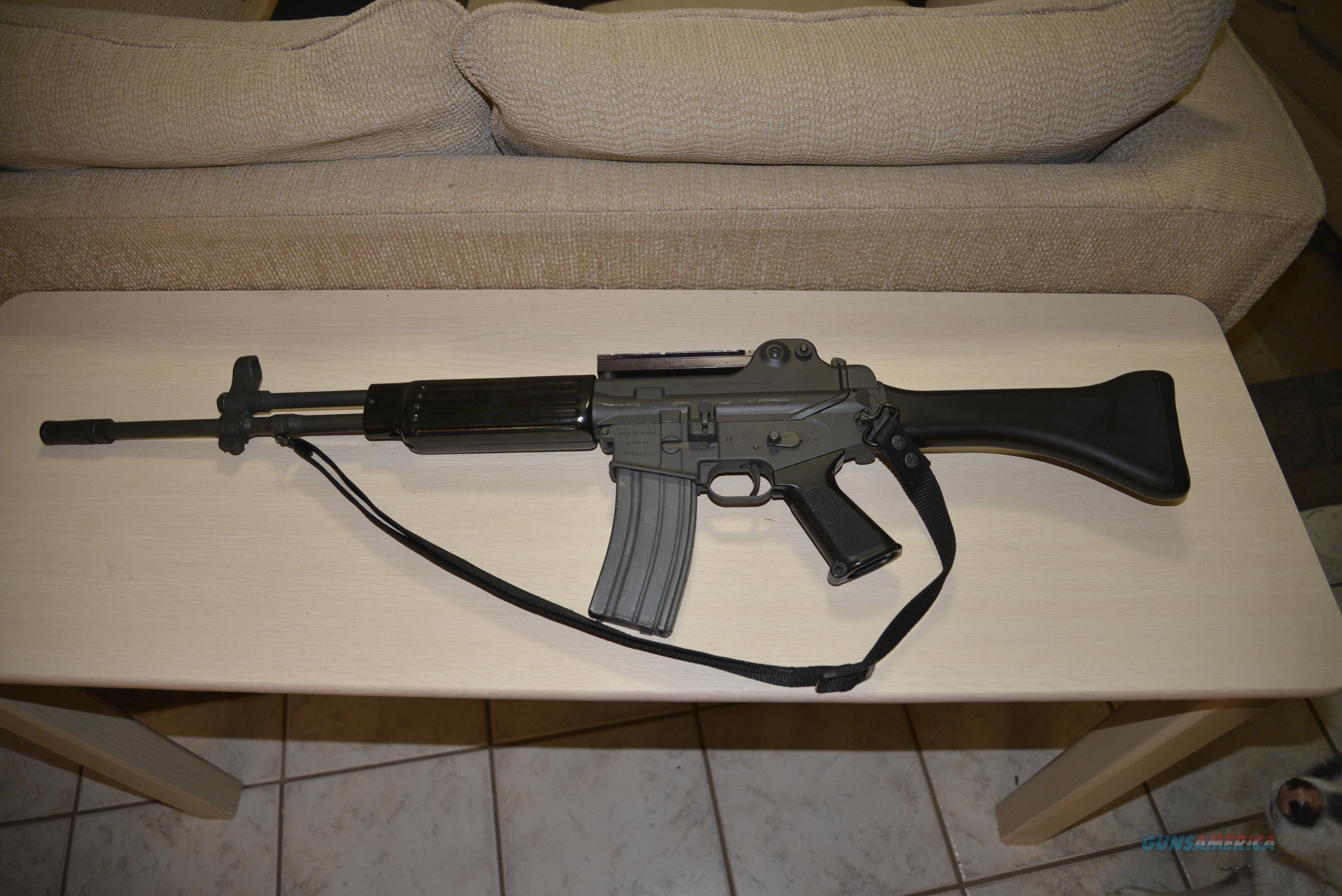Daewoo K2 semi-auto rifle, Reduced to sell for sale