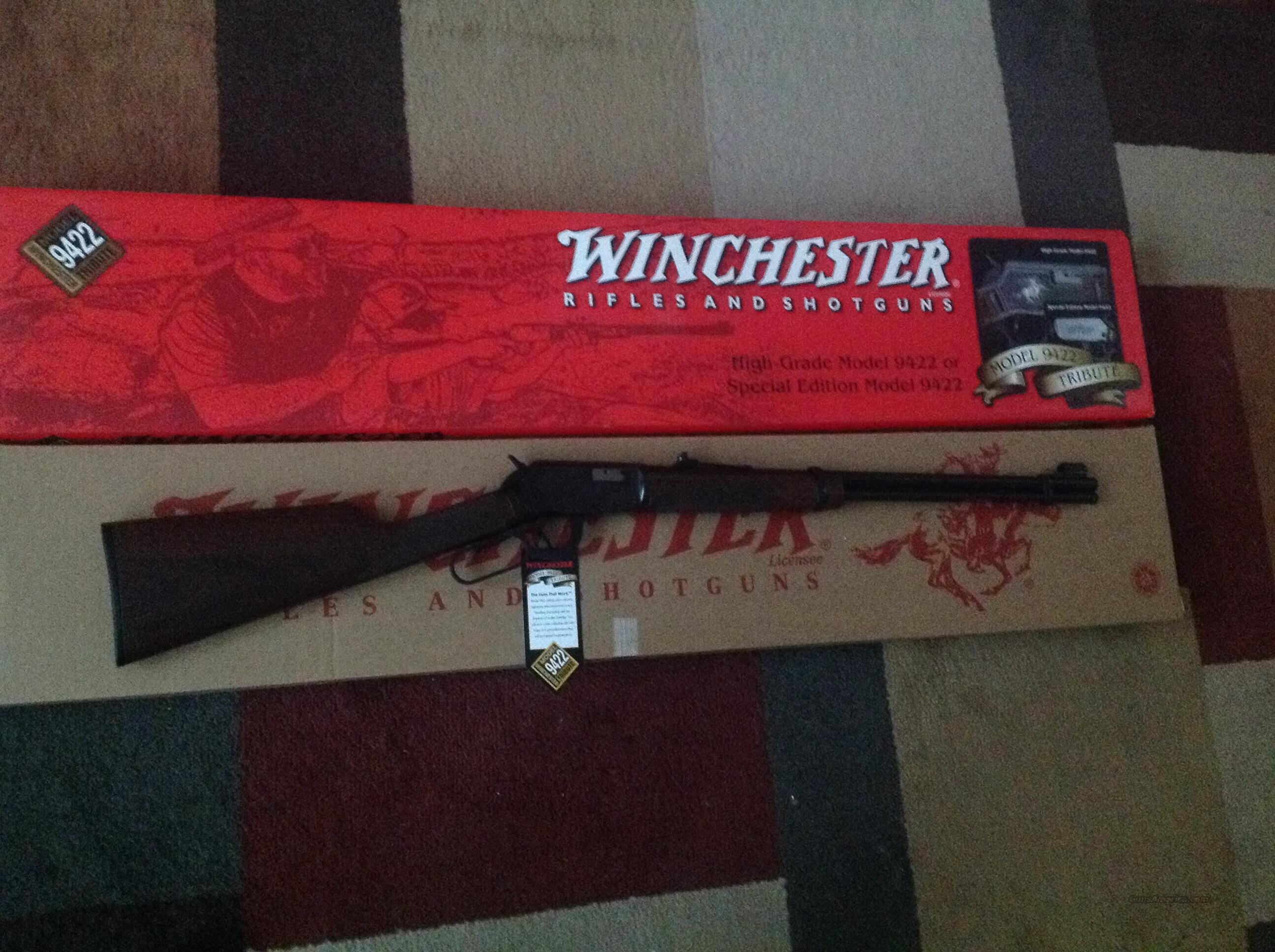 9422 Tribute Special Edition  Guns > Rifles > Winchester Rifle Commemoratives
