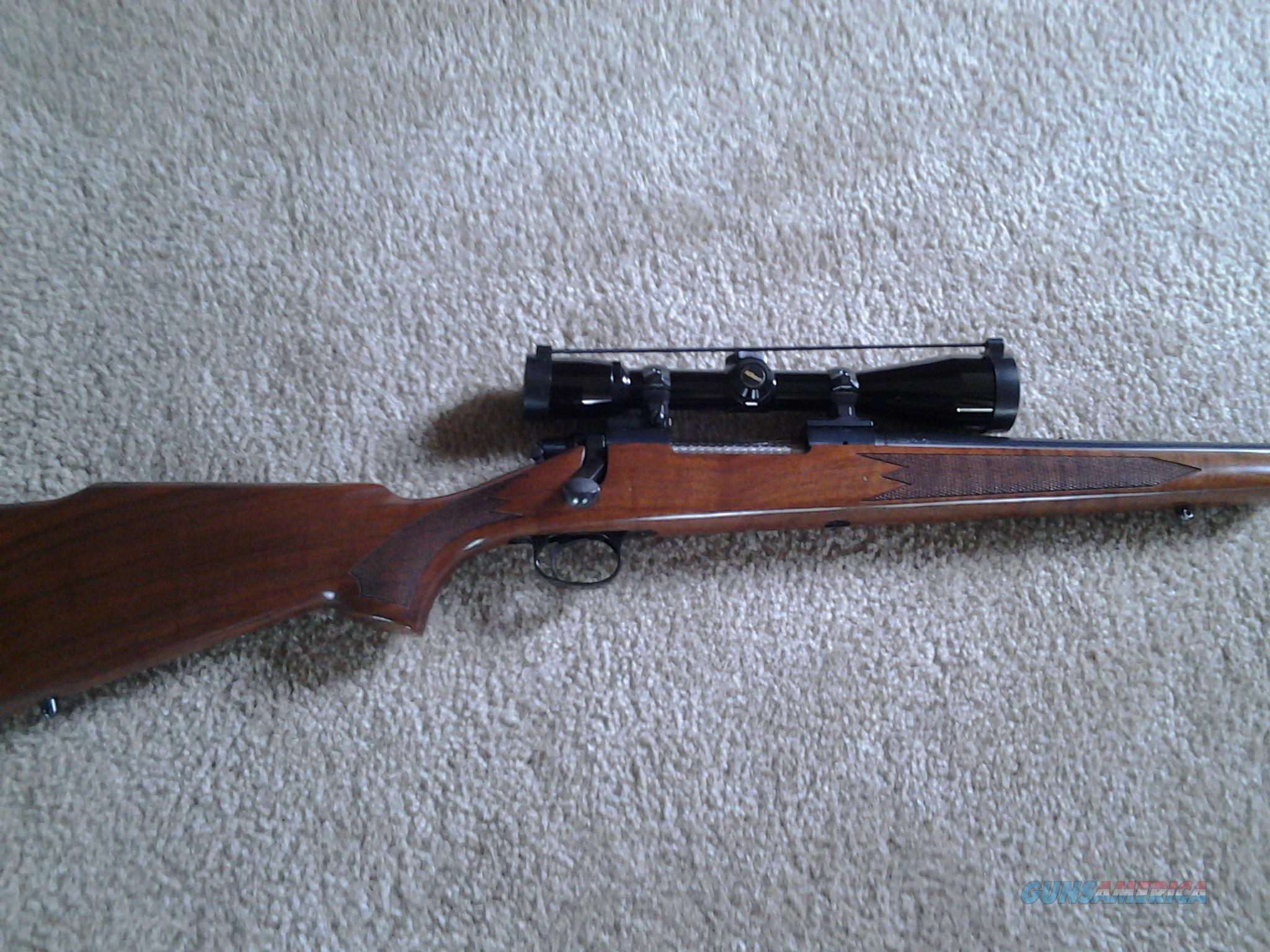 Like New Remington Modle 700 ADL Chambered for 7MM Rem Mag  Guns > Rifles > Remington Rifles - Modern > Model 700 > Sporting