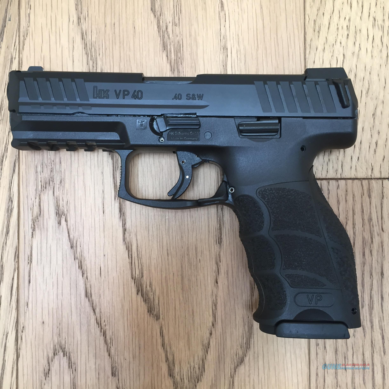 HK - Heckler & Koch VP9 LE - .40cal LE Guns > Pistols > Heckler &am...