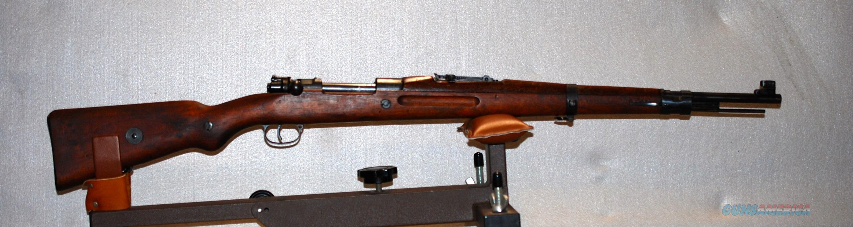 Mauser, Czeck VZ24 James Bond 007 serial number  Guns > Rifles > Mauser Rifles > German