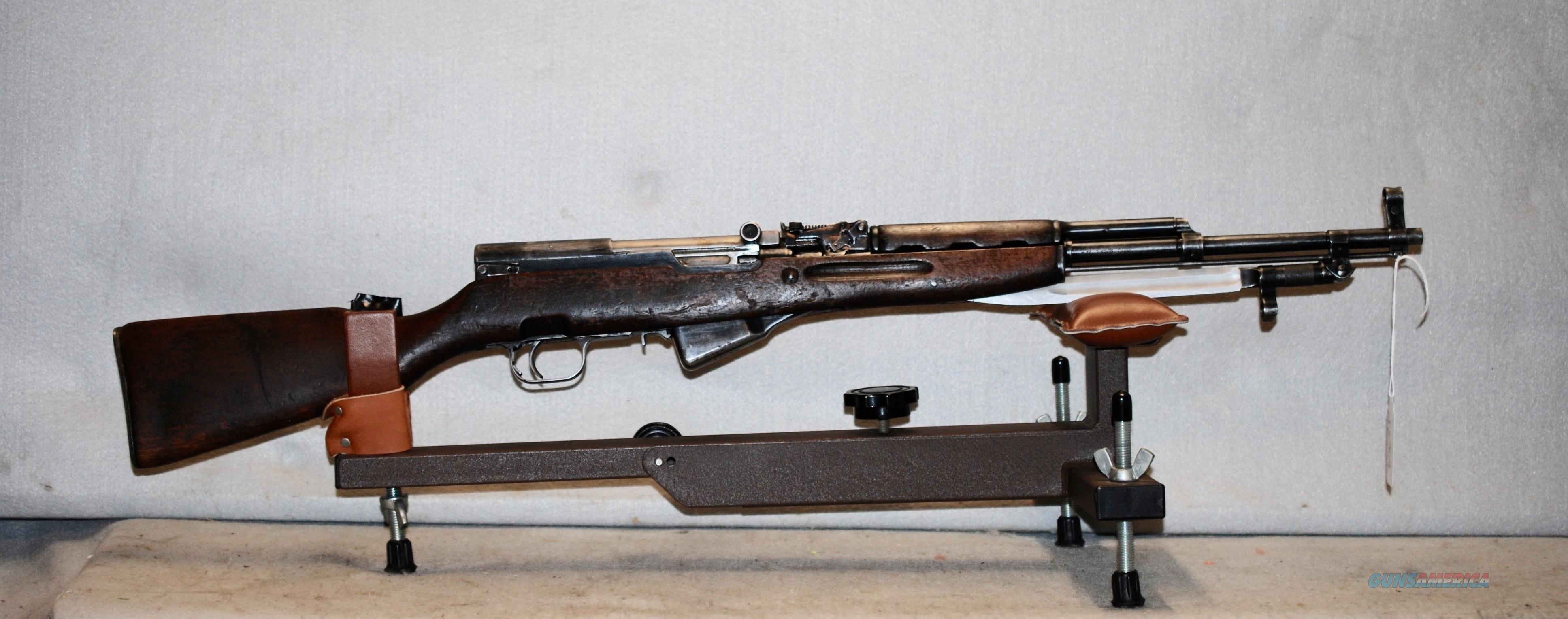 SKS, Chinese military issue  Guns > Rifles > SKS Rifles