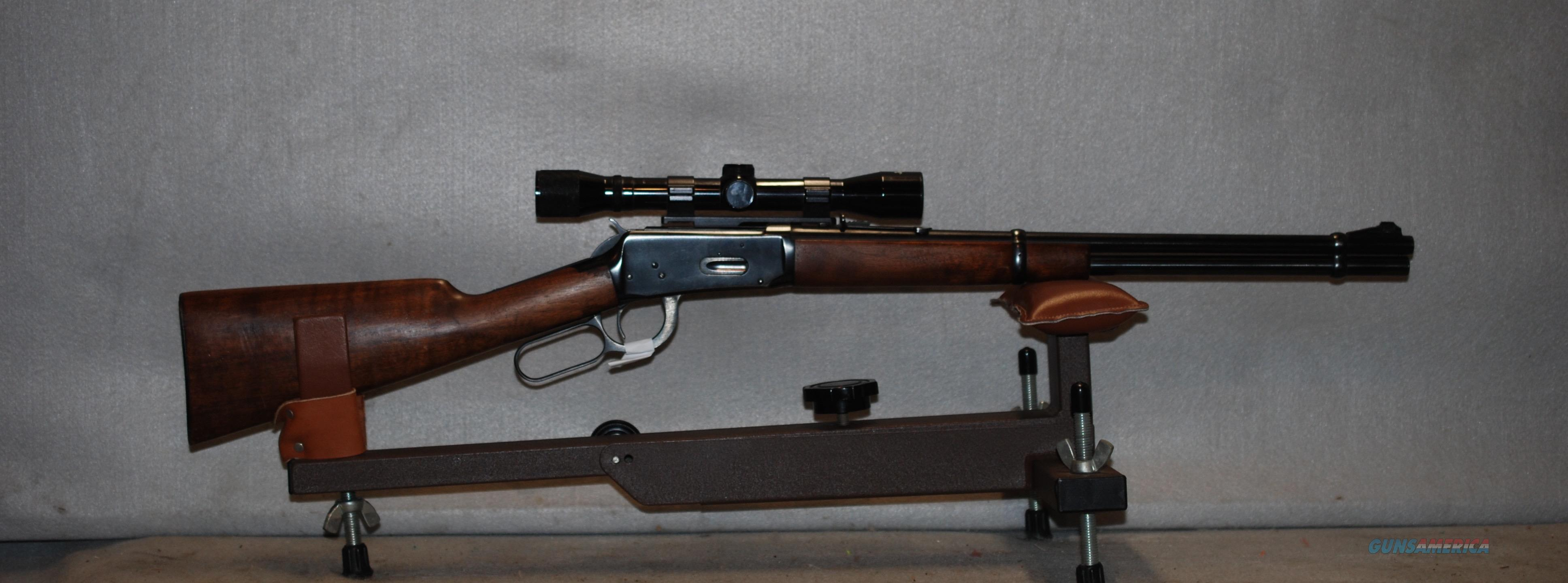 Winchester model 94, 1950 build  Guns > Rifles > Winchester Rifles - Modern Lever > Model 94 > Pre-64