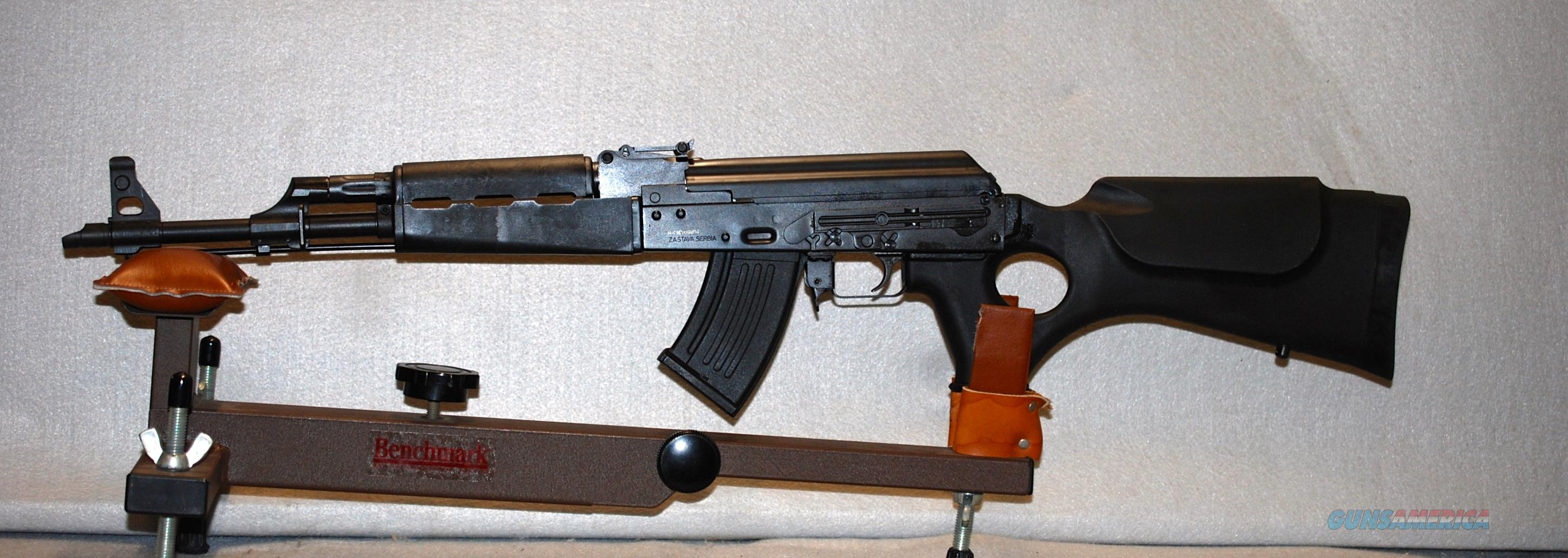 Zastava, AK47, 762x39  Guns > Rifles > AK-47 Rifles (and copies) > Full Stock