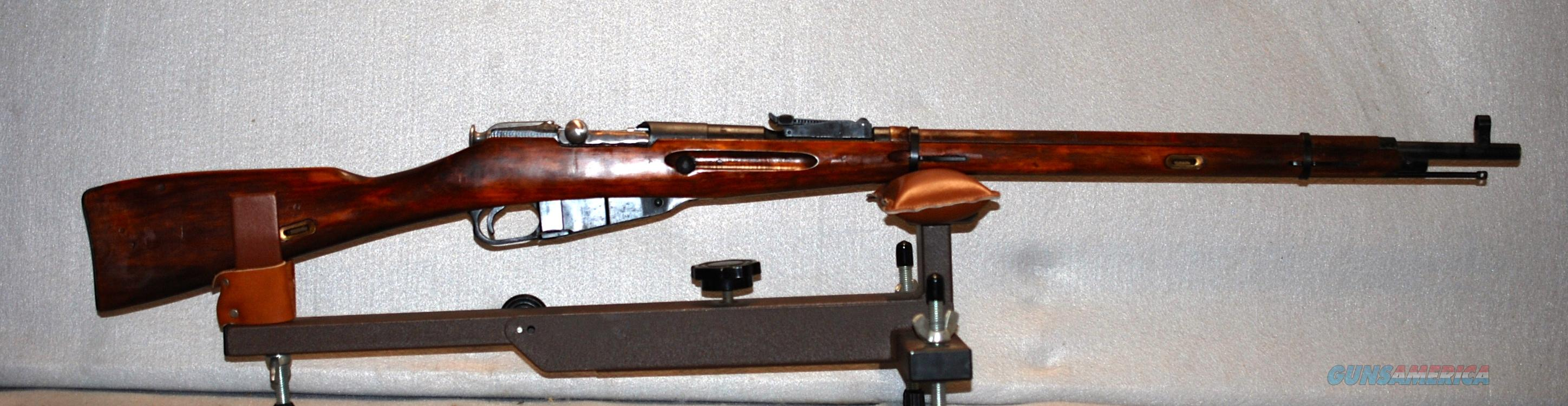 Mosin Nagant 91/30, 1942   Guns > Rifles > Mosin-Nagant Rifles/Carbines