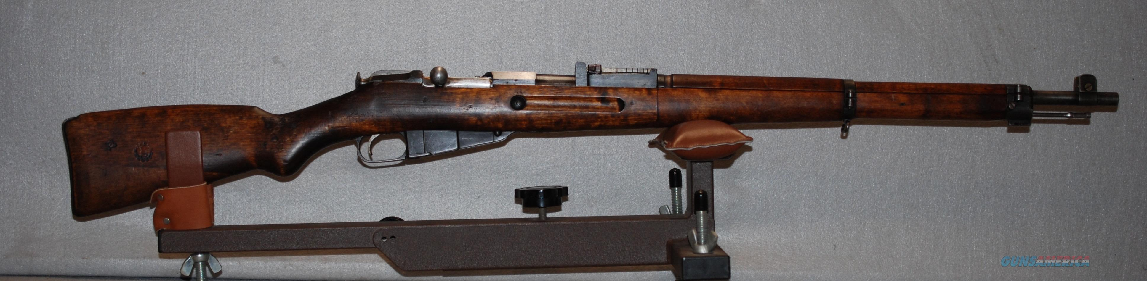 Finland M39/ aka Mosin Nagant  Guns > Rifles > Mosin-Nagant Rifles/Carbines