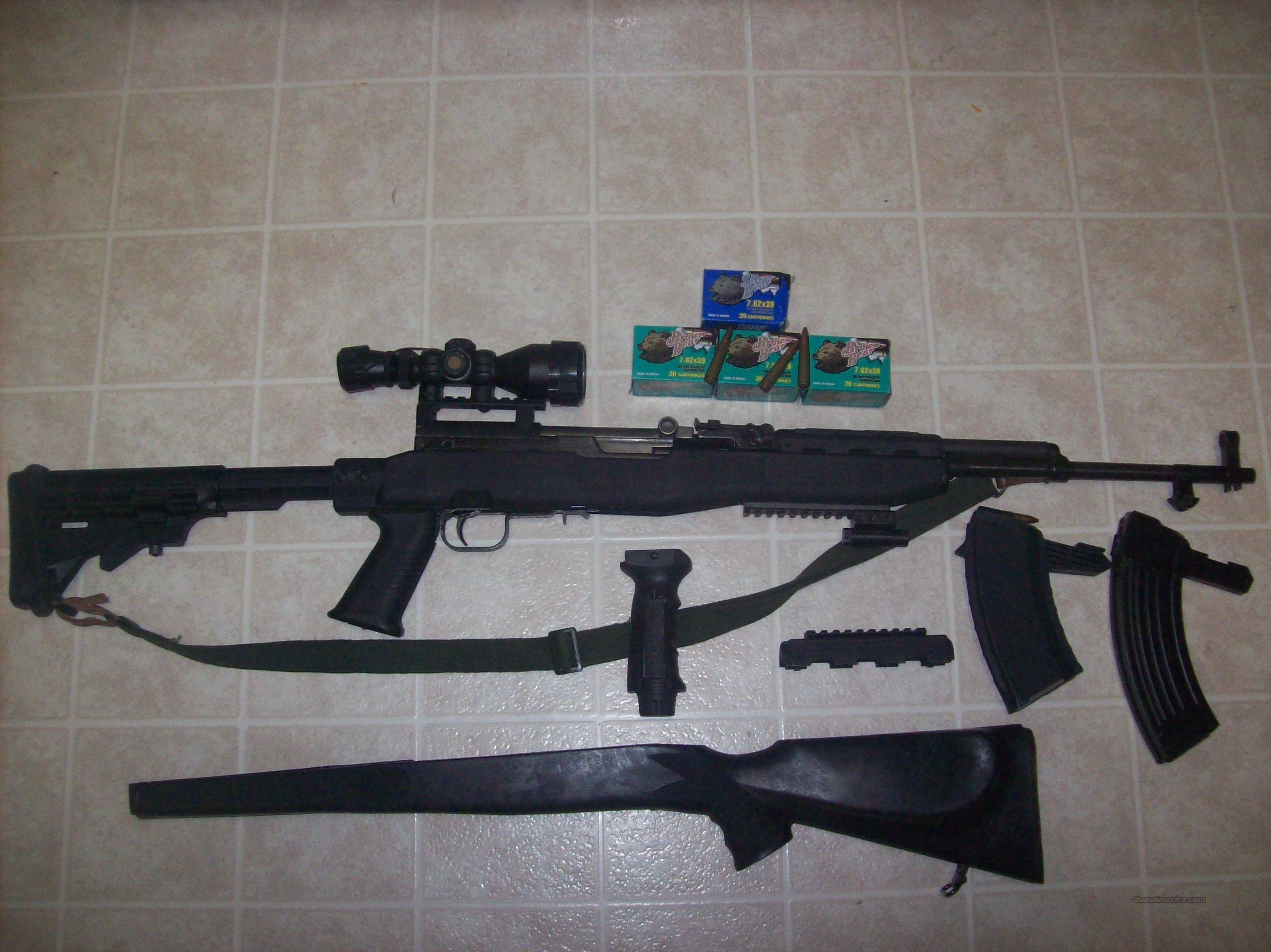 SKS 7.62x39  Guns > Rifles > SKS Rifles