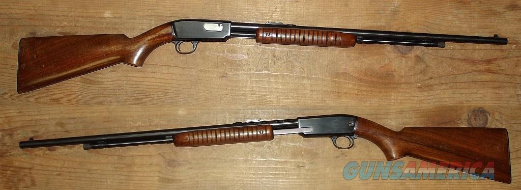 Winchester Model 61 22 Cal Pump Rifle Pre War 1 For Sale