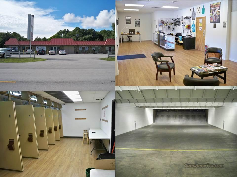 Indoor Gun Range for sale  Non-Guns > Business For Sale