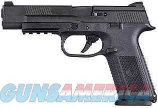 "FNH 66710 FNS 9 Longslide Double 9mm 5"" 10+1 Polymer Grip Black  Guns > Pistols > FNH - Fabrique Nationale (FN) Pistols > FNS"