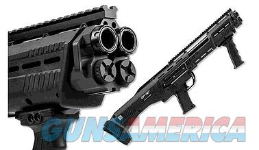 "Standard Mfg DP12 DP-12 Double-Barrelled Pump 12ga 18.78"" 3"" 14+2 Synthetic Blk   Guns > Shotguns > S Misc Shotguns"