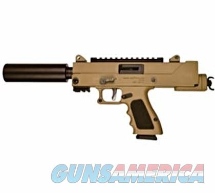 "MPA 30DMG 9MM 6"" THRD FDE AS GLOCK MAG 17RD   Guns > Pistols > MasterPiece Arms Pistols > Other"