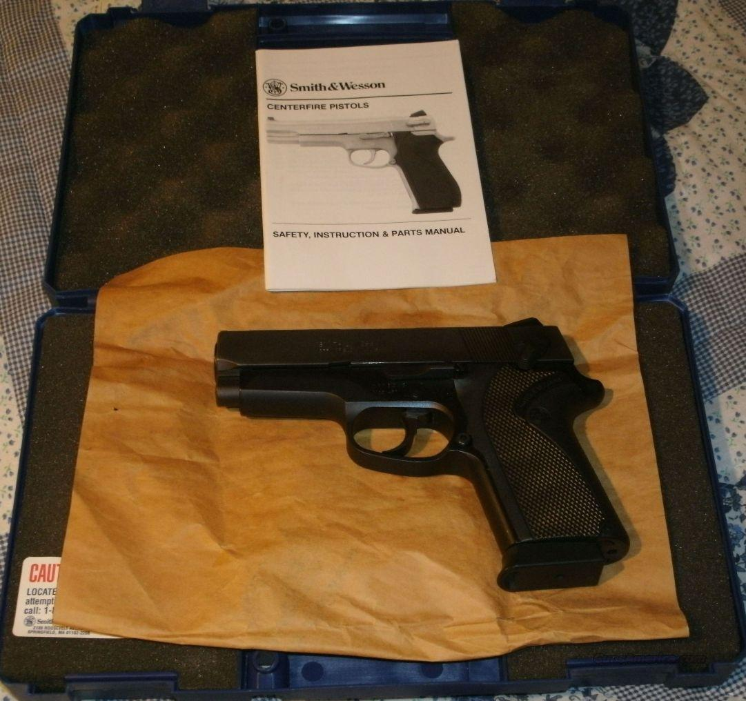 Smith and Wesson 457  Guns > Pistols > Smith & Wesson Pistols - Autos > Steel Frame