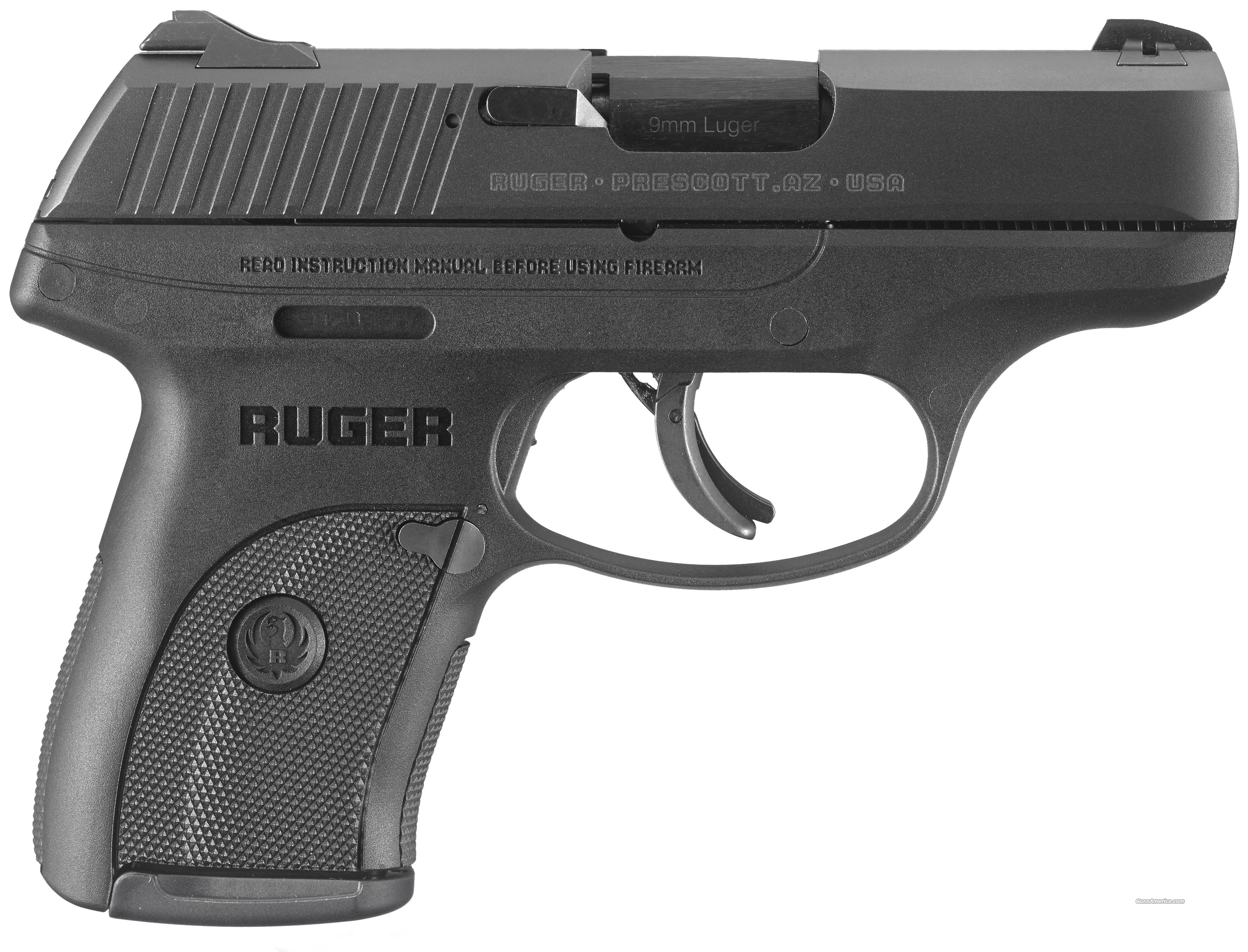 RUGER LC9S NEW MODEL.. STRIKER-FIRED, CENTERFIRE PISTOL  Guns > Pistols > Ruger Semi-Auto Pistols > LC9