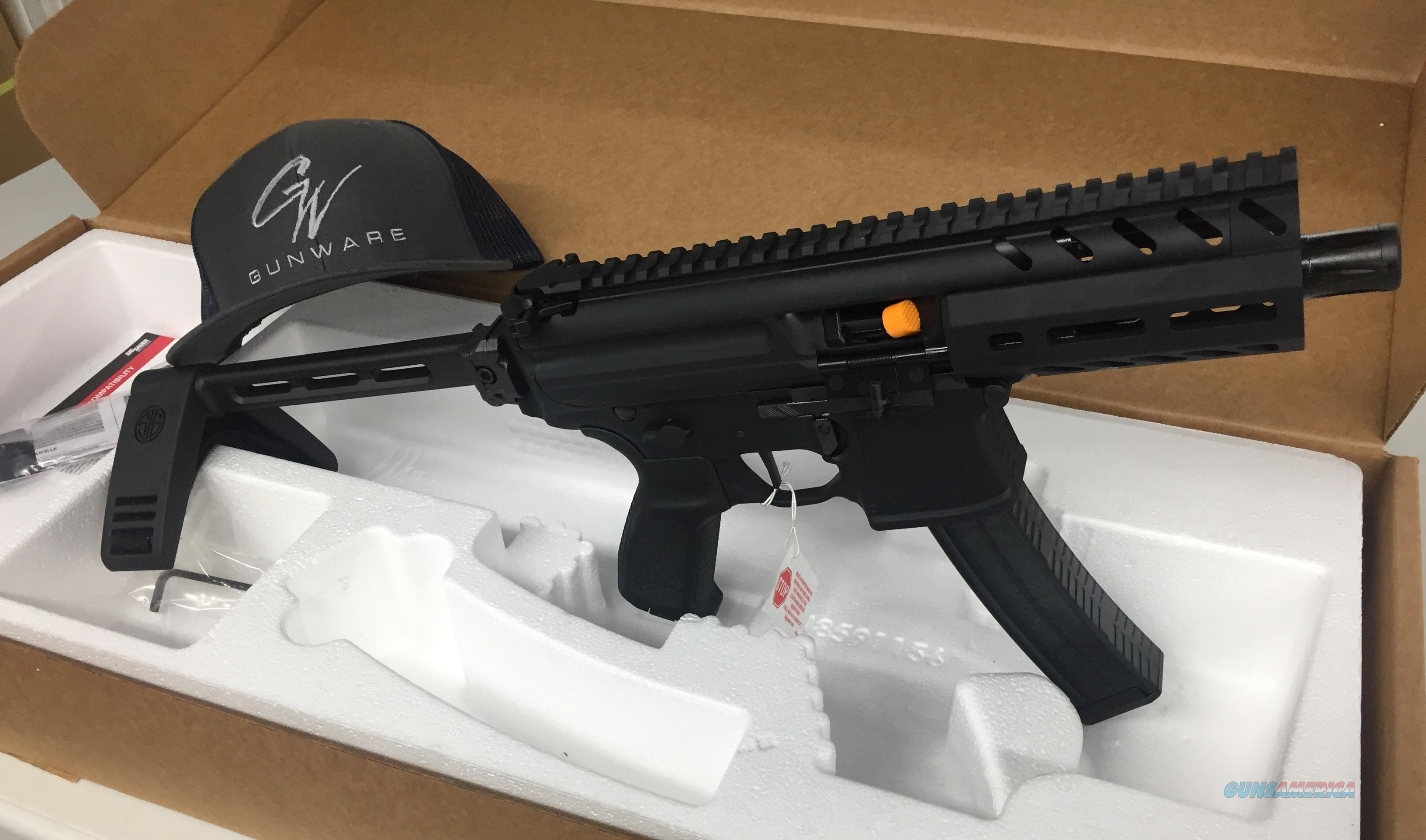 Sig Sauer Pmpx 4b 9 For Sale