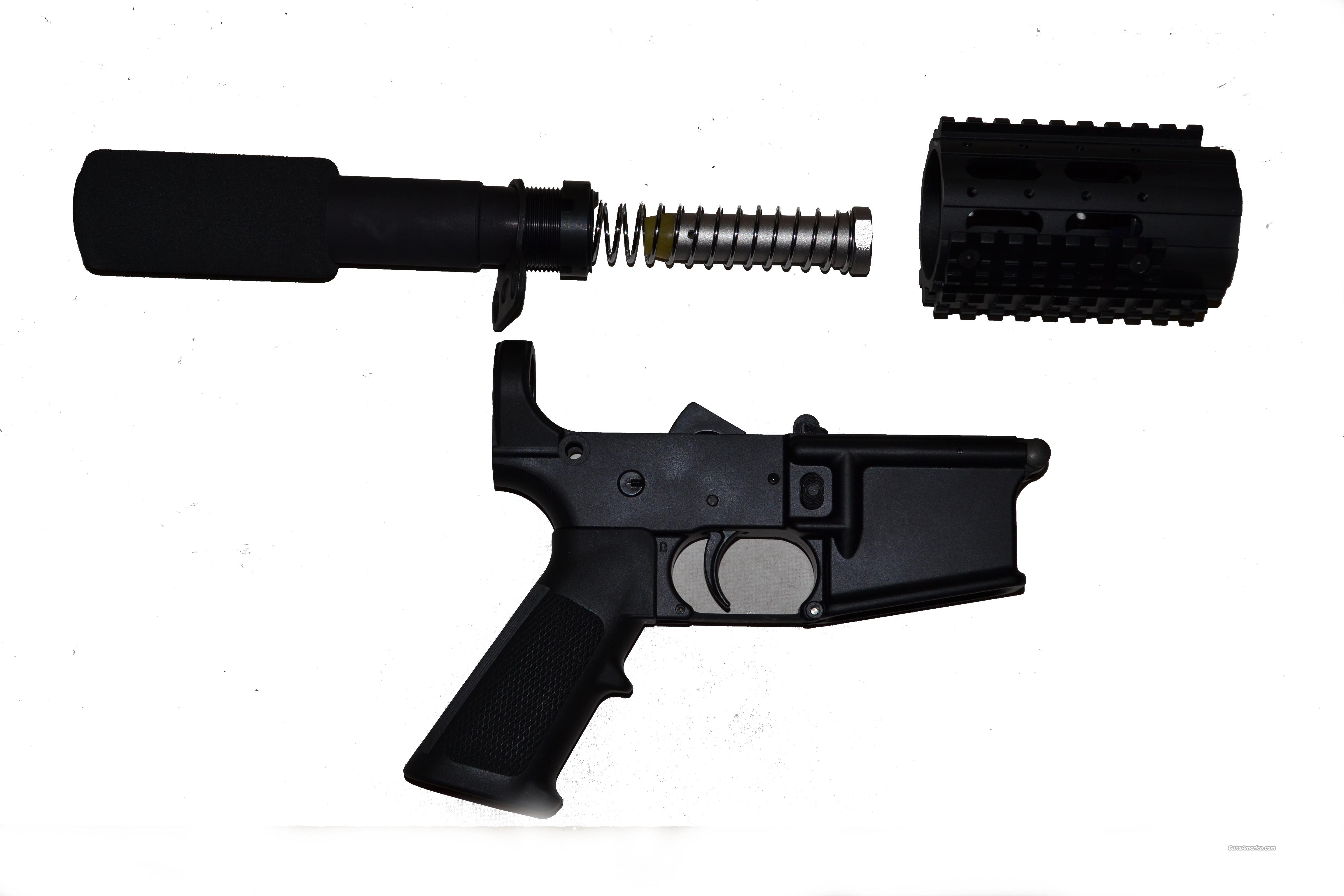 Black Friday Special AR lower complete!!!!!  Guns > Rifles > AR-15 Rifles - Small Manufacturers > Lower Only