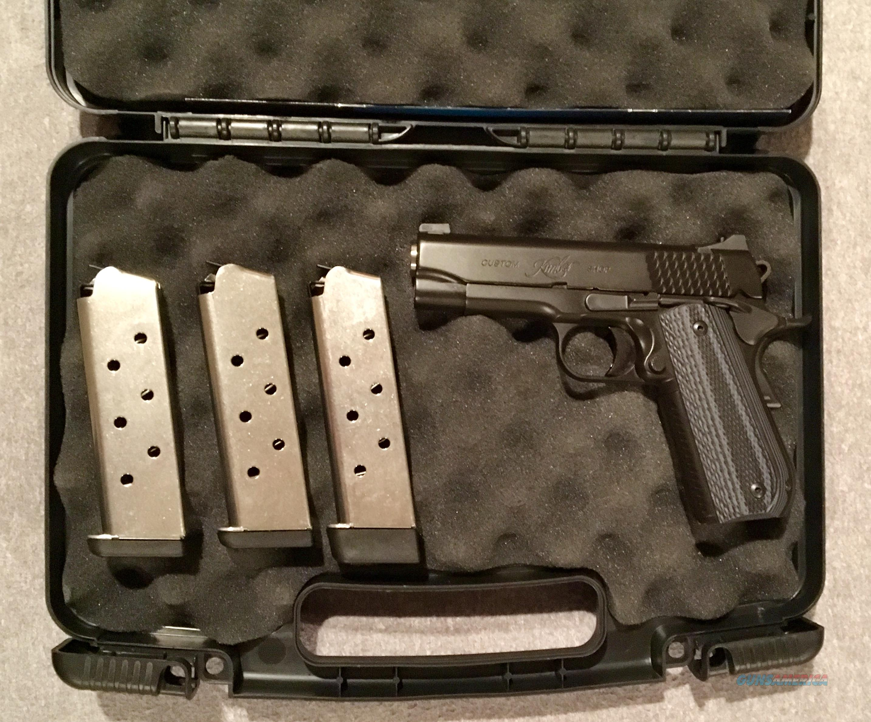 Kimber Super Carry HD 1911 in .45ACP  Guns > Pistols > Kimber of America Pistols > 1911
