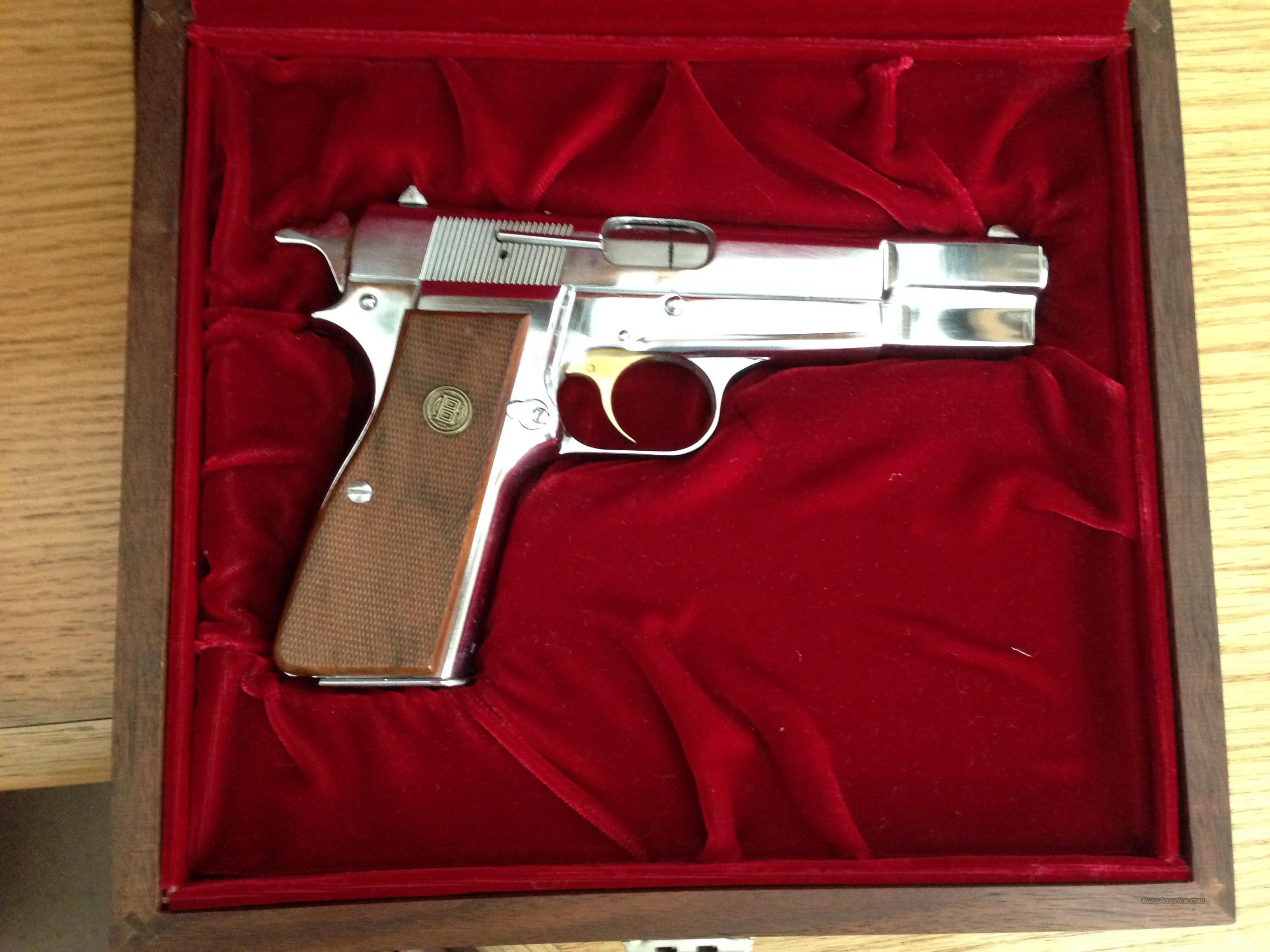Browning Centennial Commemorative Pistol  Guns > Pistols > Browning Pistols > Hi Power