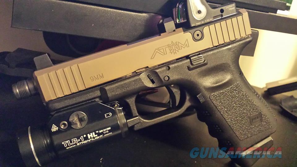 Glock 19 Barrel Thread Size - E.B.