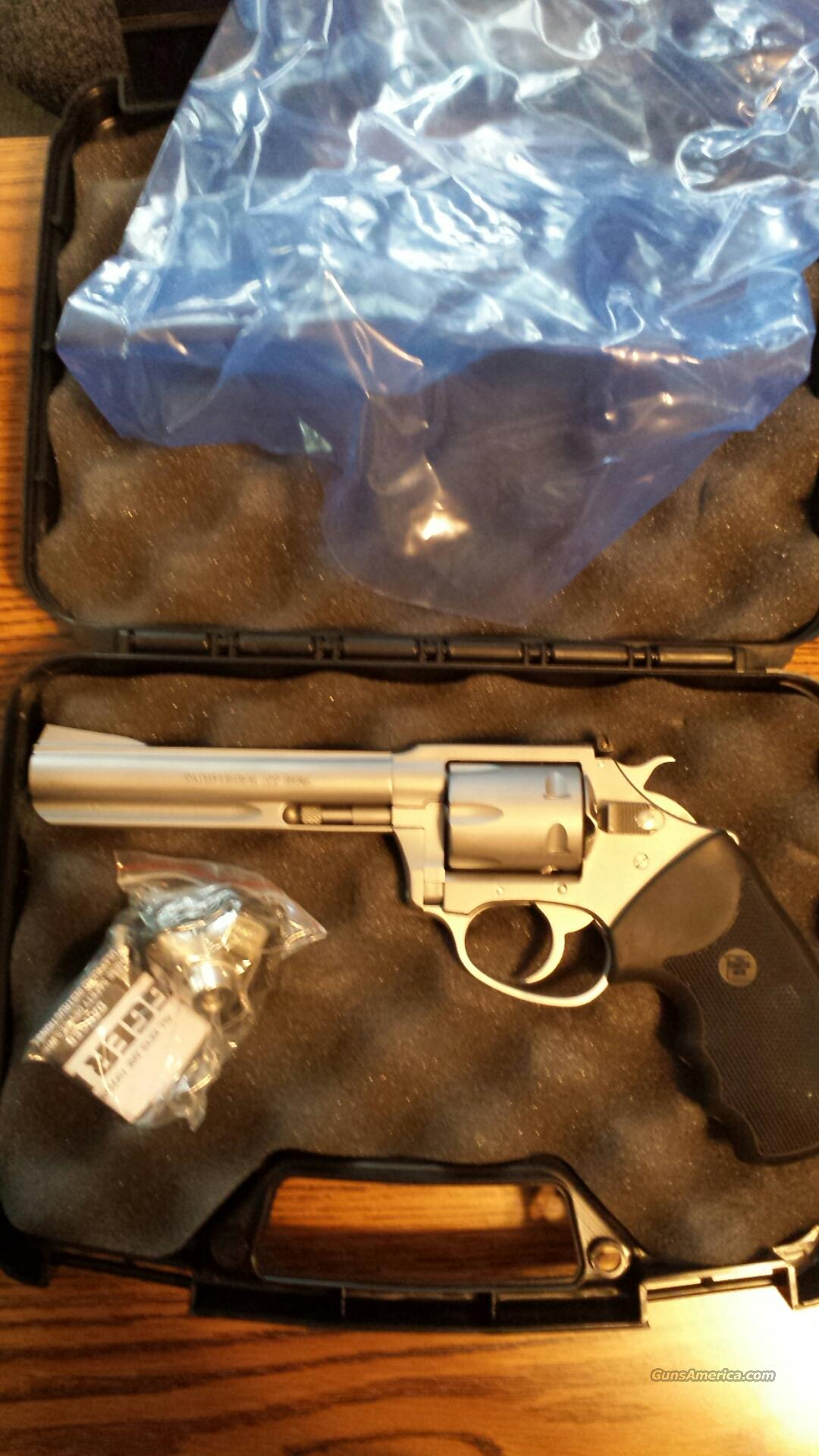 "Charter Arms Pathfinder 5"" 22 Mag NIB  Guns > Pistols > Charter Arms Revolvers"