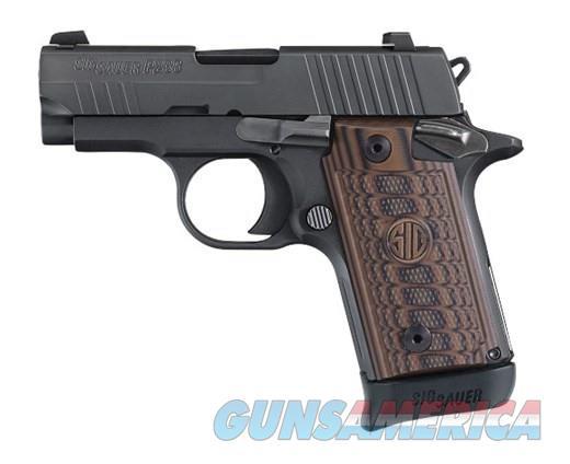 Sig P938 SELECT 9MM 938-9-SEL-AMBI EZ PAY $62  Guns > Pistols > Sig - Sauer/Sigarms Pistols > P238