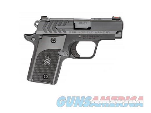 Springfield 911 Alpha .380ACP PG9108 EZ PAY $38  Guns > Pistols > Springfield Armory Pistols > 911