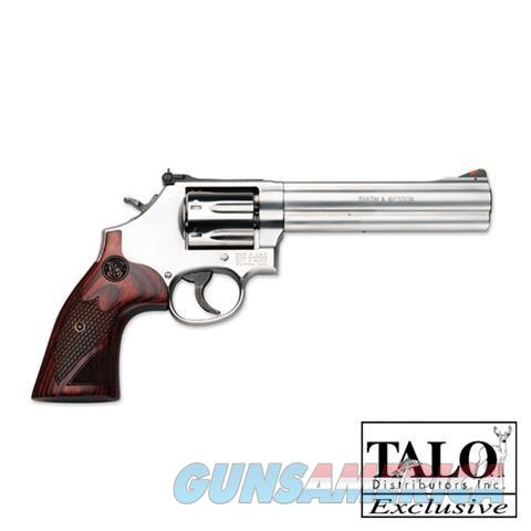 "S+W 686 Deluxe Talo 6"" .357MAG New 150712 357     Guns > Pistols > Smith & Wesson Revolvers > Full Frame Revolver"