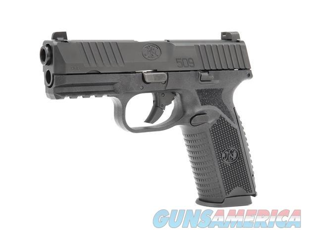 FN 509 9MM Black 66-100002 NEW Guns > Pistols > FNH - Fabrique Nationale (FN) Pistols > FN 509