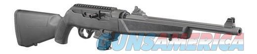 Ruger PC Carbine 9MM 19101 NEW  Guns > Rifles > Ruger Rifles > SR Series