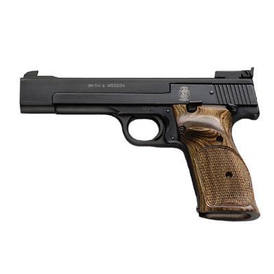 """S+W Model 41 5.5"""" 130511 EZ PAY $107  Guns > Pistols > Smith & Wesson Pistols - Autos > .22 Autos"""