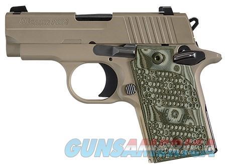 Sig P238 Scorpion FDE 238-380-SCPN EZ PAY $45  Guns > Pistols > Sig - Sauer/Sigarms Pistols > P238