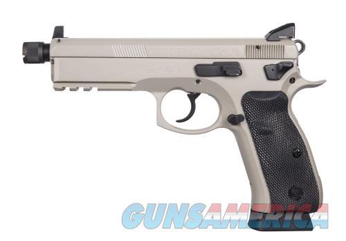 CZ SP-01 Urban Grey Threaded 9MM 91253 NEW MODEL  Guns > Pistols > CZ Pistols