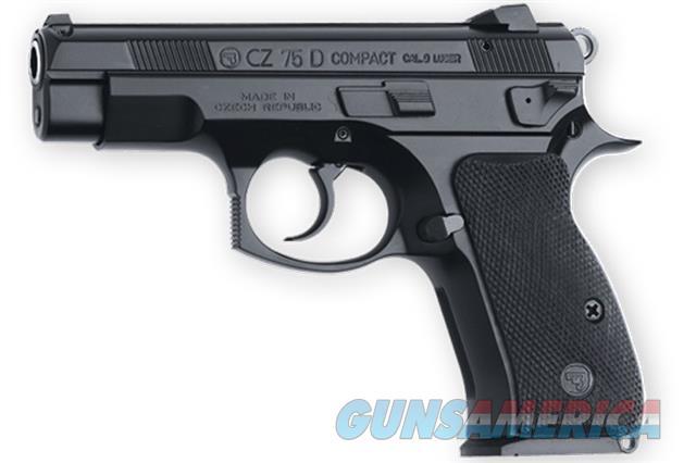 CZ 75D PCR Alloy 9mm NEW 91194 Not P01   Guns > Pistols > CZ Pistols
