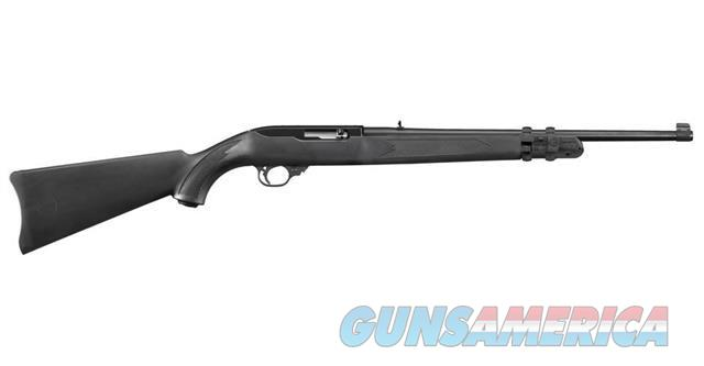 "Ruger 10/22 18.5"" .22LR LaserMax Synthetic 11129  Guns > Rifles > Ruger Rifles > 10-22"