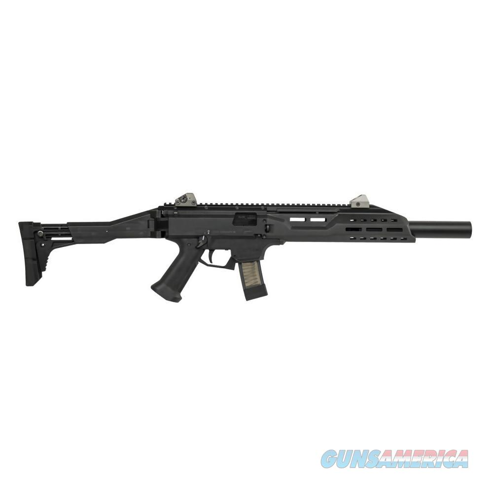 "CZ Scorpion EVO 9MM 16.2"" Faux Supp 10 rnd 08508  Guns > Rifles > CZ Rifles"