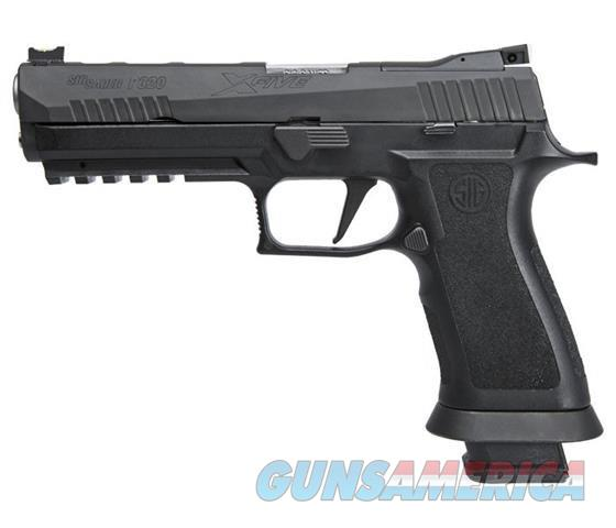 SIG P320X5 9MM 320X5-9-BAS 4 mags NEW  Guns > Pistols > Sig - Sauer/Sigarms Pistols > P320