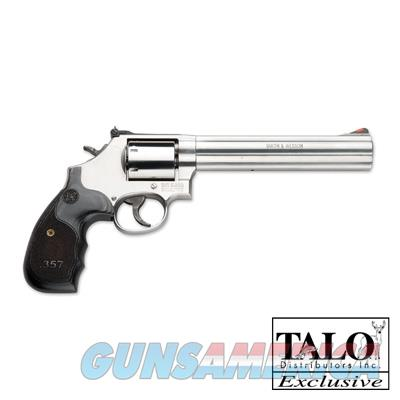 "S+W 686+ TALO 7"" Unfluted Wood Grp .357MAG 150855     Guns > Pistols > Smith & Wesson Revolvers > Full Frame Revolver"