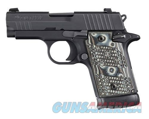 Sig P938 Extreme 9MM 938-9-XTM-BLKGRY-AMBI  Guns > Pistols > Sig - Sauer/Sigarms Pistols > P938