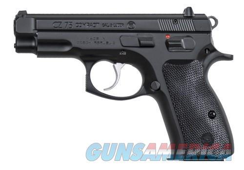 CZ 75 Compact 9MM 01190  Guns > Pistols > CZ Pistols