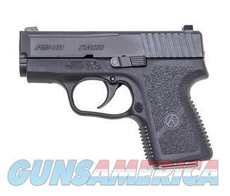KAHR PM40 PM4044 Black Stainless  .40S+W  Guns > Pistols > Kahr Pistols