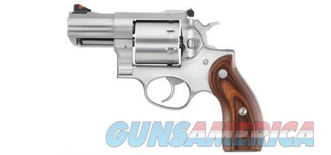"Ruger Redhawk 2.75"" Stainless/Wood .357MAG 5033  Guns > Pistols > Ruger Double Action Revolver > Redhawk Type"