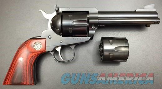 Ruger Flattop Convertible 9MM/.357MAG 5244  Guns > Pistols > Ruger Single Action Revolvers > Blackhawk Type