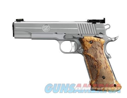 "Sig Super Target .45ACP 5"" 1911-45-S-STGT NEW  Guns > Pistols > Sig - Sauer/Sigarms Pistols > 1911"