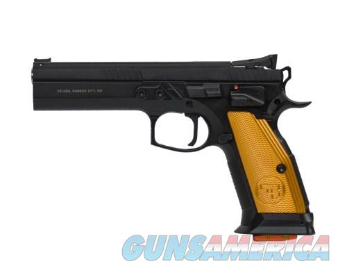 CZ Tactical Sport Orange 9MM 17 rnd 91261 EZ PAY $144  Guns > Pistols > CZ Pistols