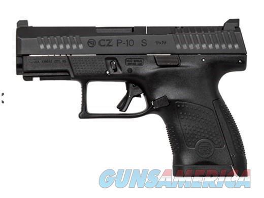 CZ P-10S Subcompact 9MM 95170 EZ PAY $60  Guns > Pistols > CZ Pistols