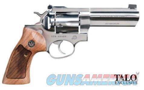 Ruger GP100 Hi Polish .357MAG Talo 1777 EZ PAY $91  Guns > Pistols > Ruger Double Action Revolver > GP100